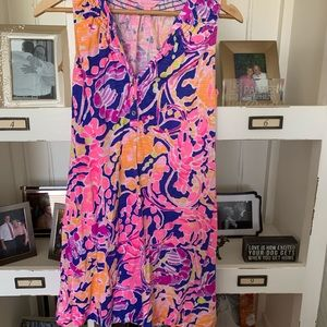 Lily tank dress -size S!